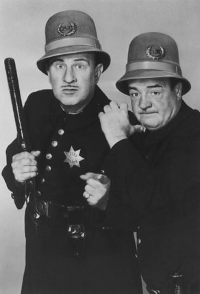 William Bud Abbott And Lou Costello Born Louis Francis Cristillo Performed Together As An American Comedy Duo Whose Work In Radio